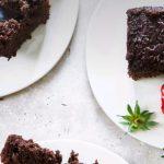 Gâteau humide au cacao
