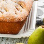 Gâteau aux poires et à la frangipane