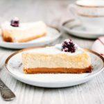 Cheesecake à la crème