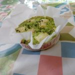 courgettes camembert
