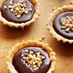 Tartelettes au chocolat et à la noisette