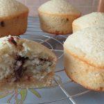 Muffin noix de coco