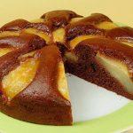Gâteau poires chocolat ultra fondant