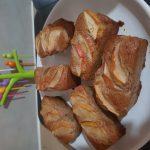 Gâteaux à la farine de sarrasin et aux pommes
