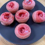 Muffins moelleux aux fraises Tagada