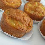 Muffins lights aux pommes
