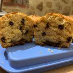 Muffins pépites et coeur choco