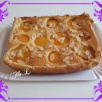 Tarte Abricots & Crème Amandes