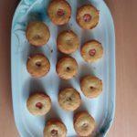 Mini muffins knacki ball