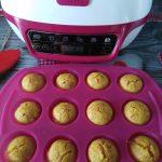 Mini muffins crevettes et curry