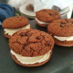 Sandwich cookie mascarpone
