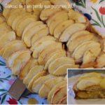 Gâteau de pain perdu aux pommes.WW