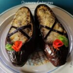 Chaussons d'aubergines